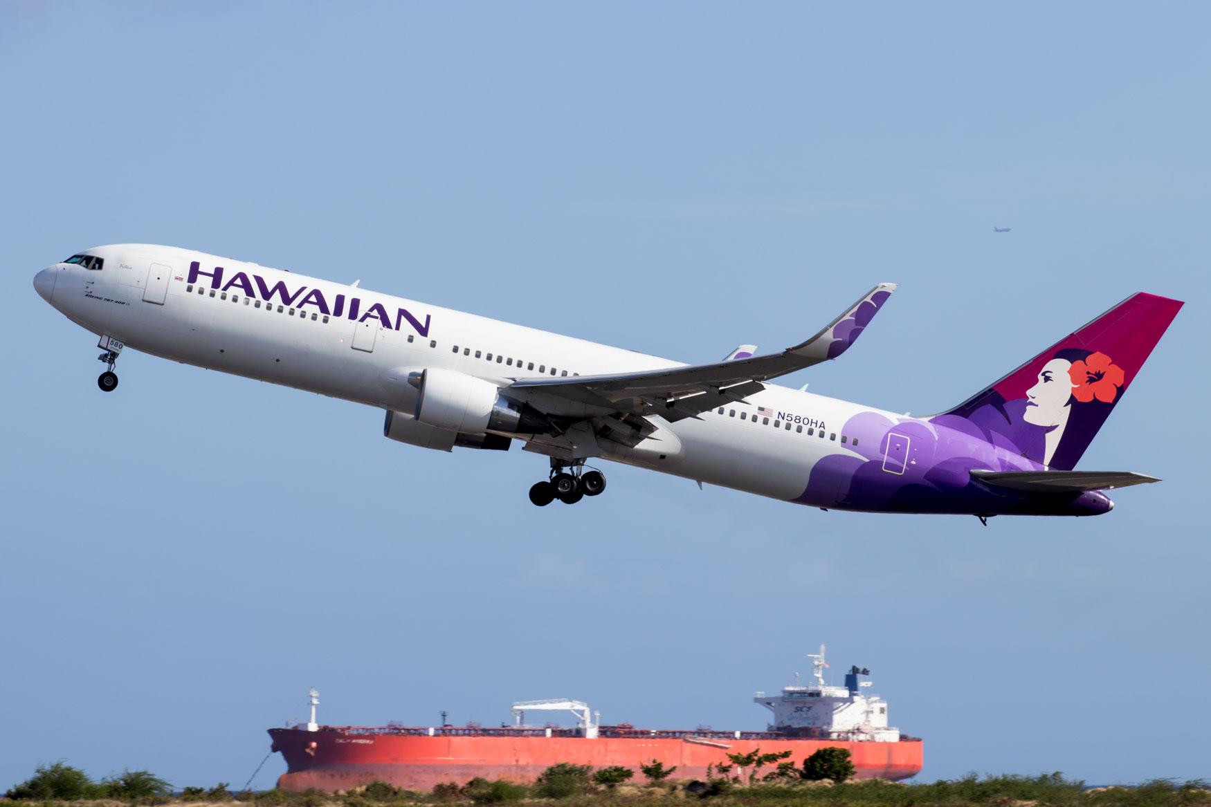 Hawaiian Airlines Boeing 767-300ER
