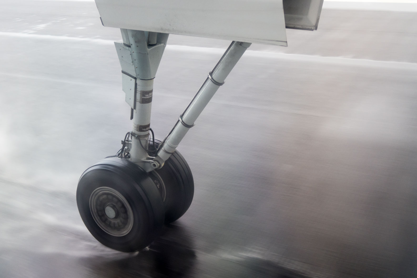 Wet Runway Braking