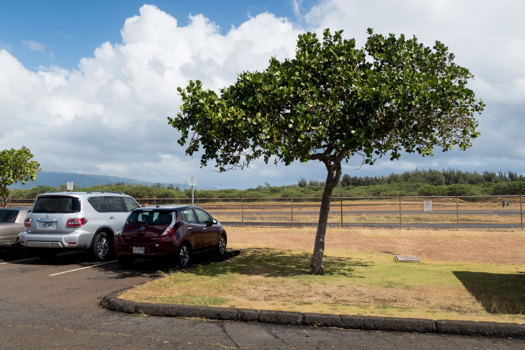 Kahului Commuter Terminal Spotting Point