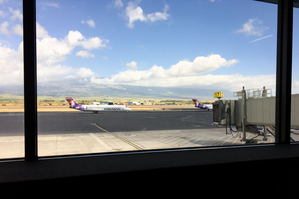 Kahului Airport Spotting