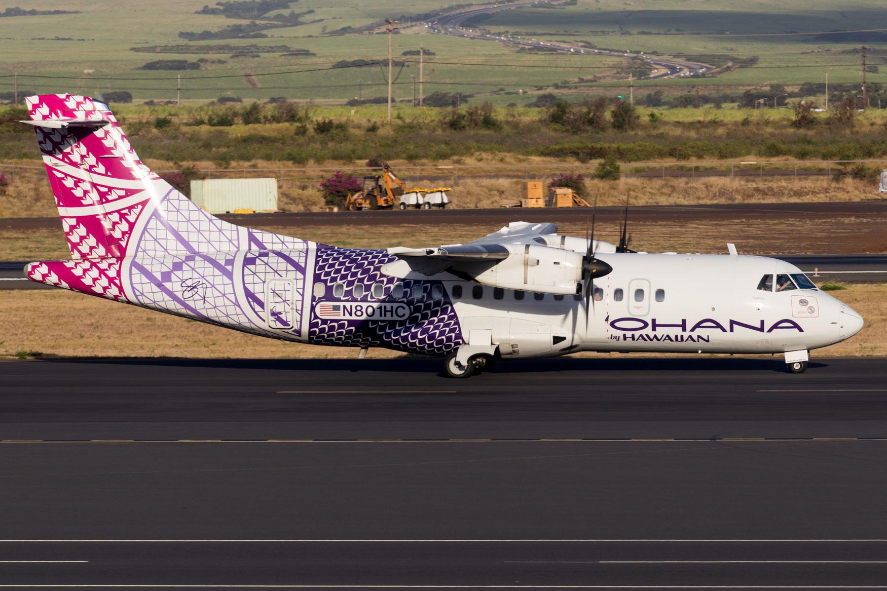 'Ohana by Hawaiian ATR 42