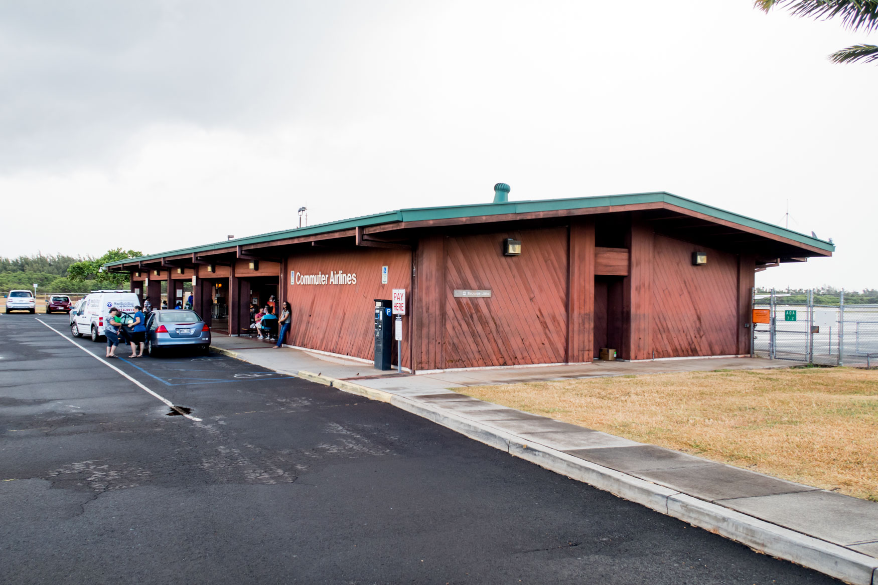 Kahului Airport Commuter Terminal