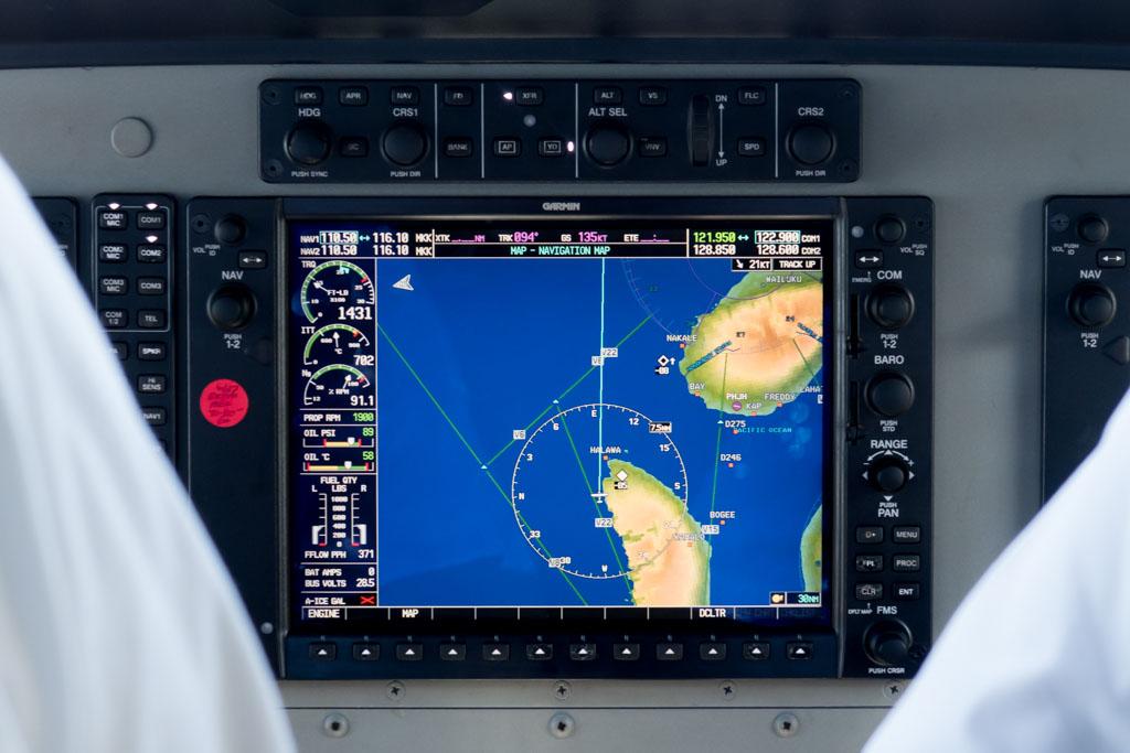 Cessna Grand Caravan Navigation