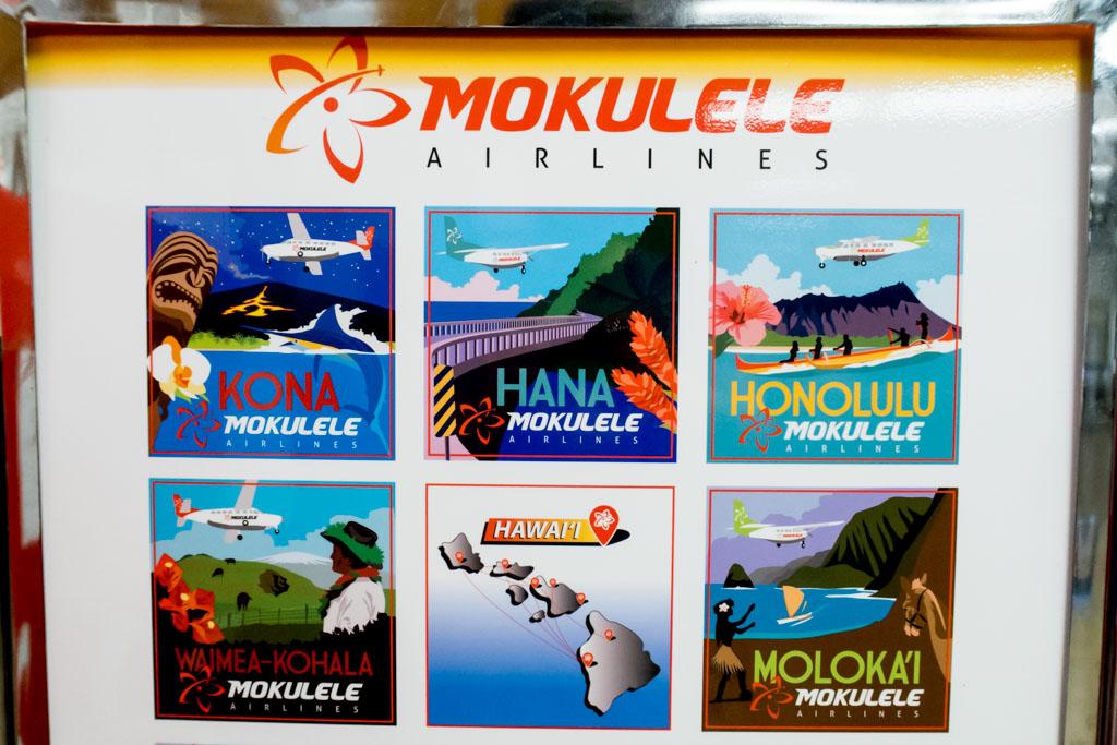 Mokulele Airlines Destinations