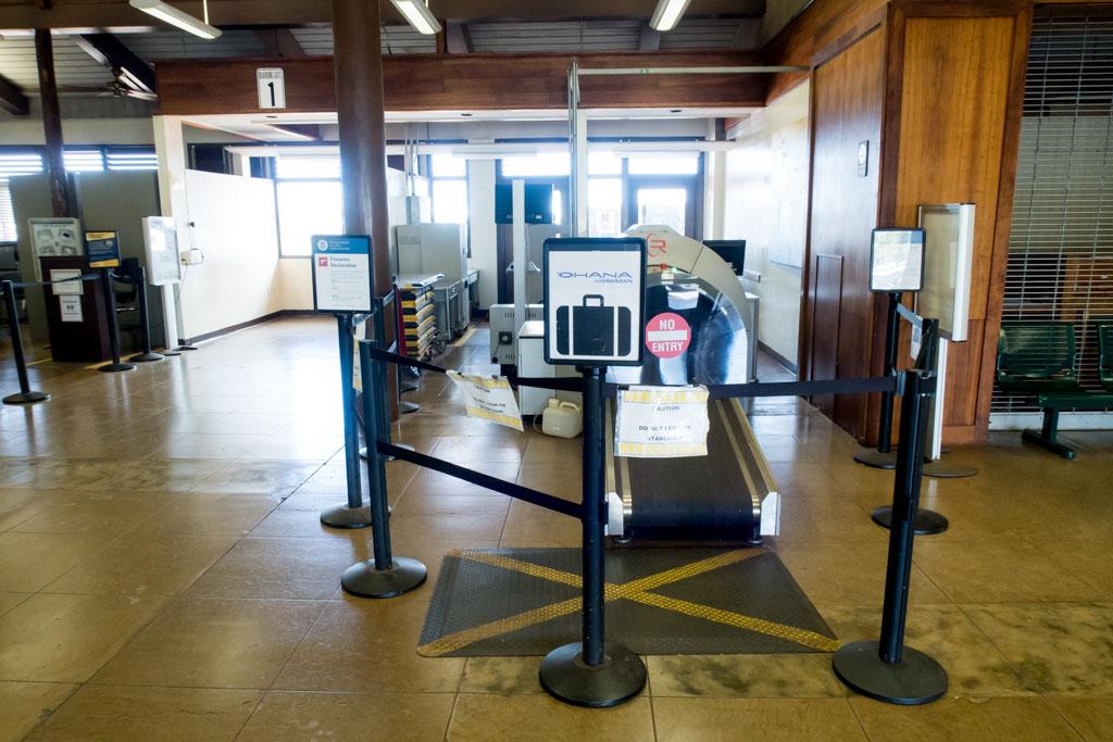 Molokai Airport Terminal