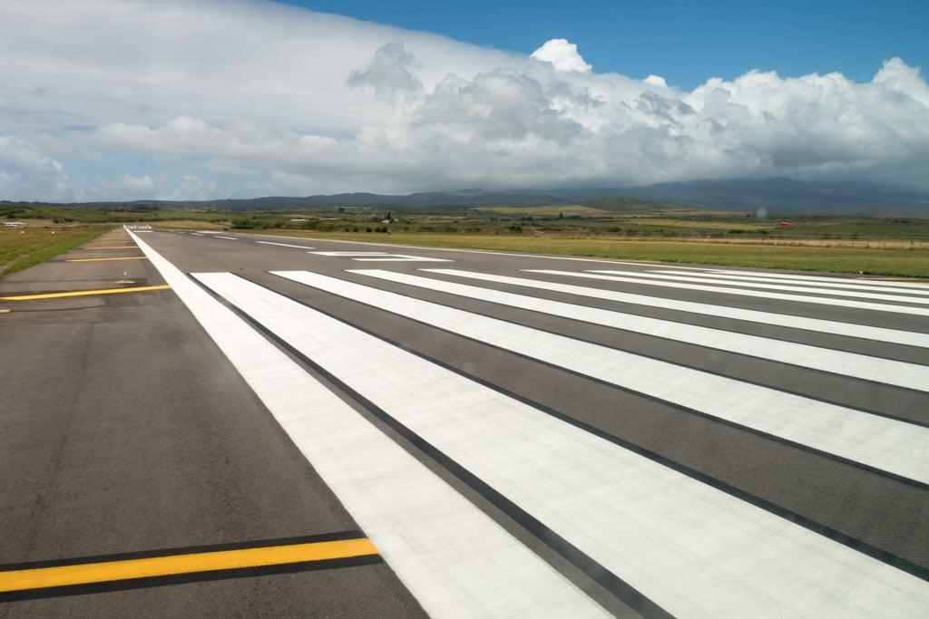Molokai Airport Runway 05