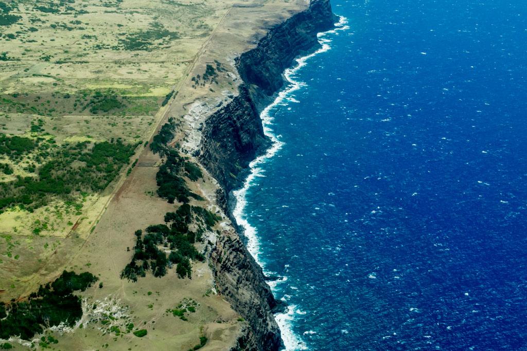 Cliffs of Molokai