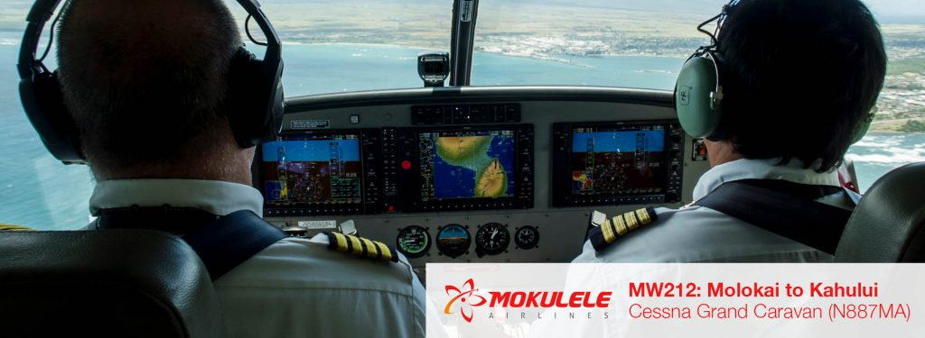 Flight Report: Mokulele Airlines Grand Caravan from Molokai to Kahului