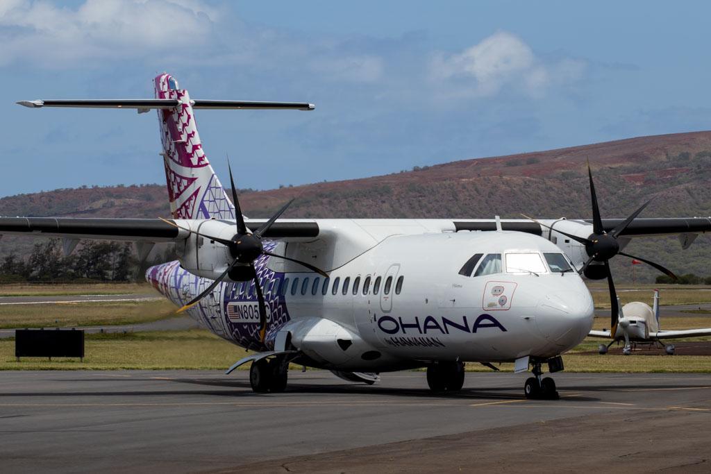 Ohana ATR 42