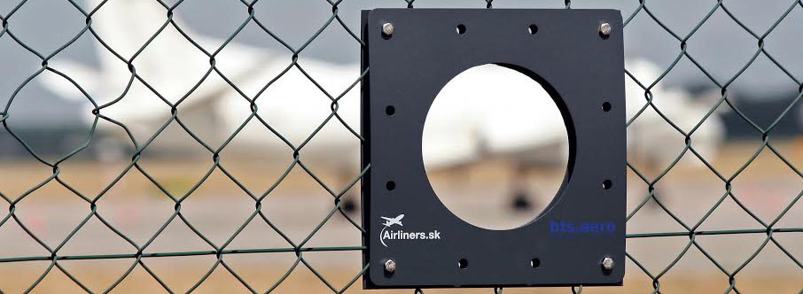 Camera Holes Were Installed in the Bratislava Airport Perimeter Fence