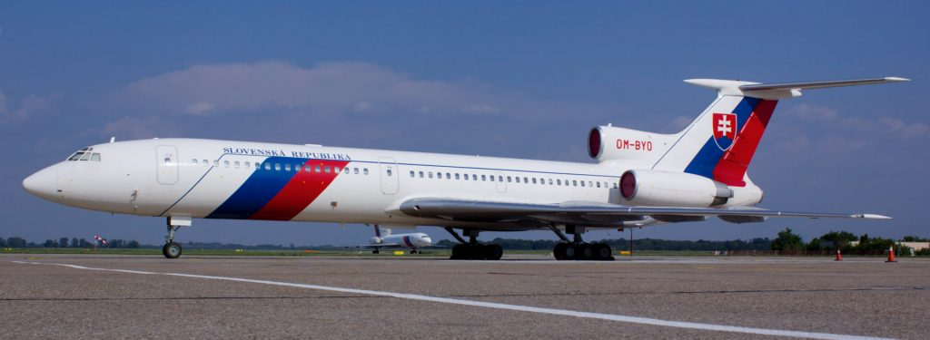 An EU-Registered Tupolev Tu-154 to Fly for the Last Time on August 27, 2017