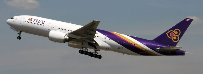 Thai Airways to Re-Launch Vienna Route After Decades Starting on November 16, 2017