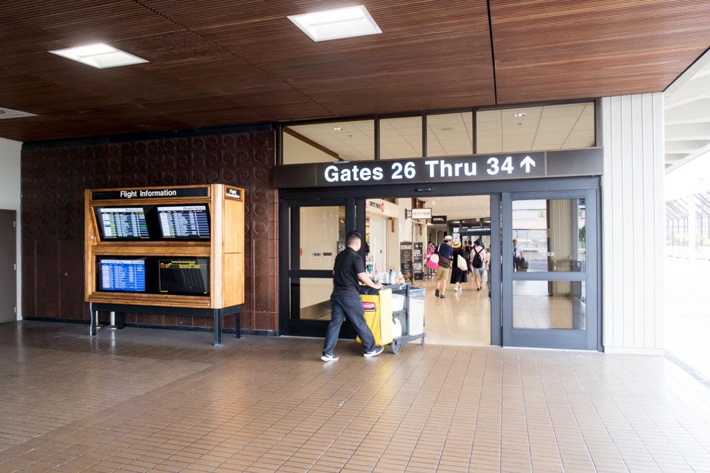 Honolulu Gates 26 Thru 34