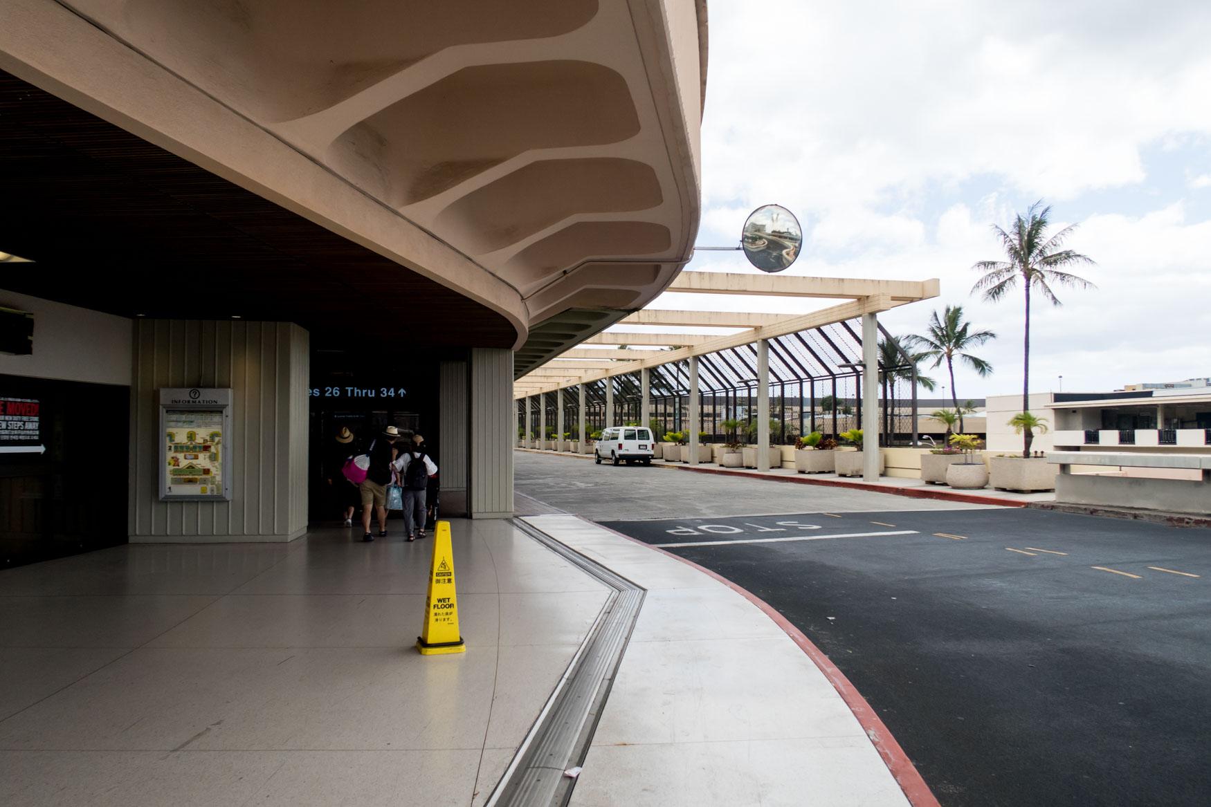 Honolulu Airport Airside