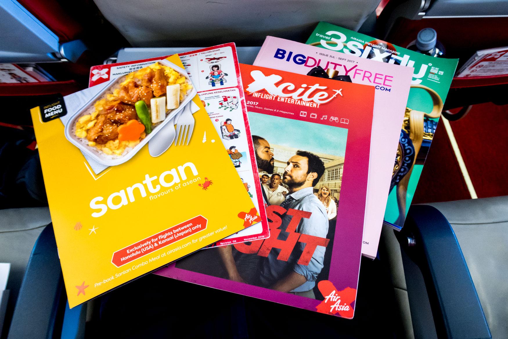 AirAsia X In-Flight Magazine
