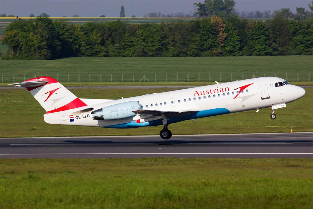Austrian Fokker 70