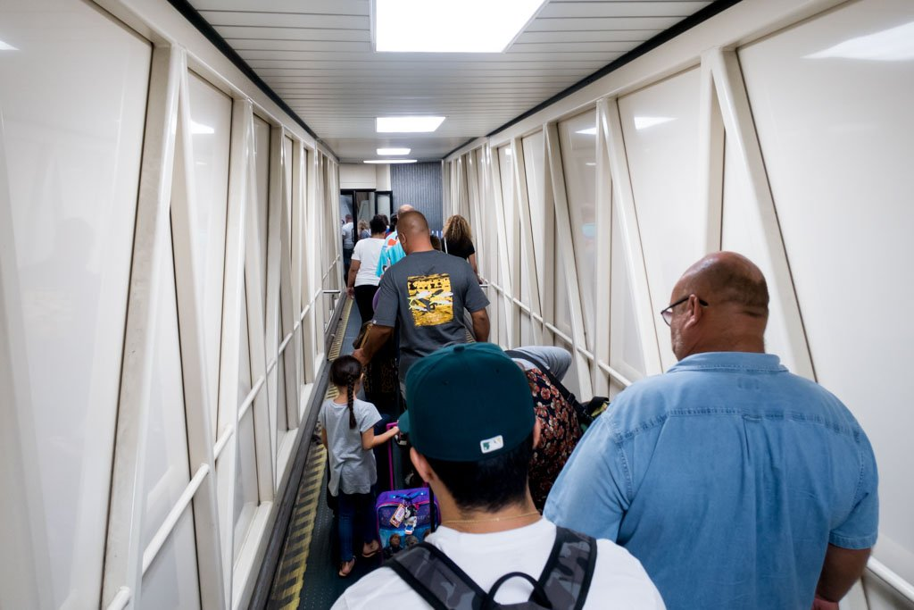 Inside the Jetbridge