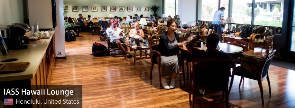 Lounge Review: IASS Hawaii Lounge at Honolulu