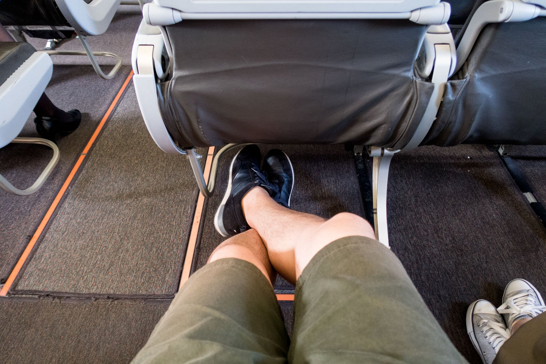 Jetstar Exit Row Legroom