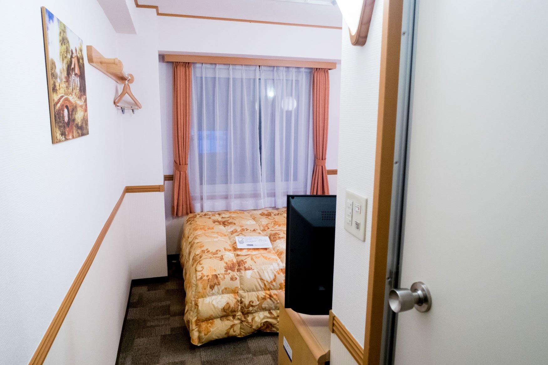 Toyoko Inn Tomakomai Room