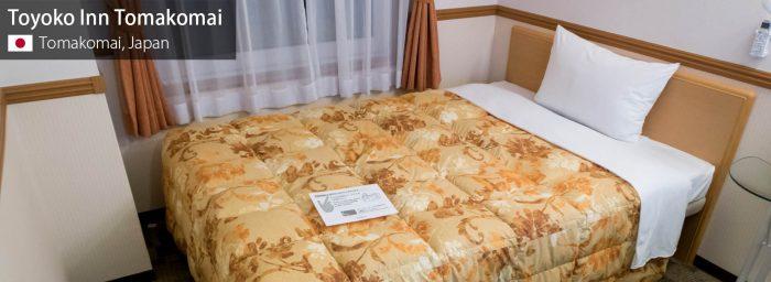 Airport Hotel Review: Toyoko Inn Tomakomai (Near Sapporo New Chitose Airport)
