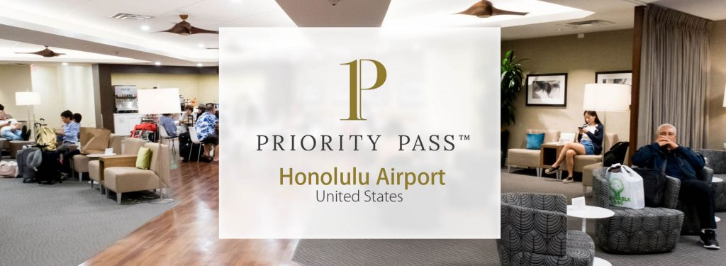 What Is the Best Priority Pass Lounge at Honolulu Airport?
