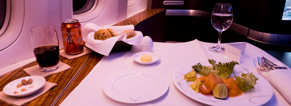 Flying Cathay Pacific's First Class for $671.87: The Experience and the Booking