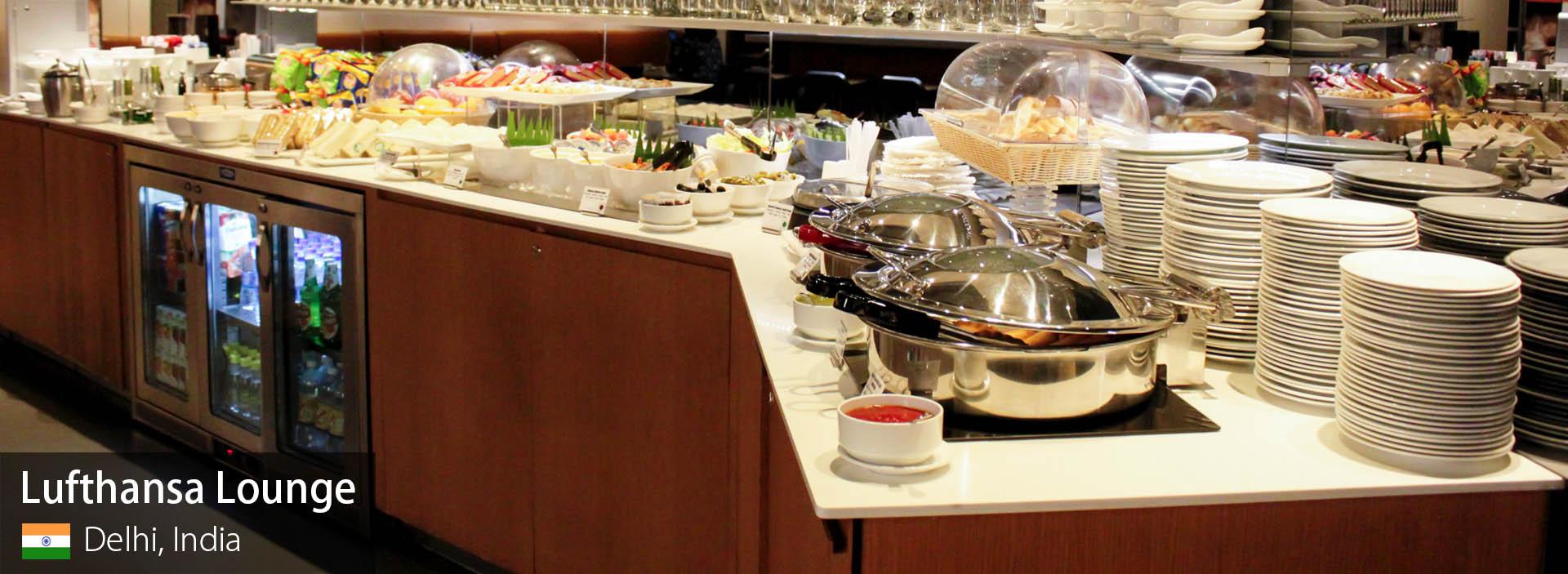 Lounge Review: Lufthansa Lounge at Delhi Indira Gandhi International