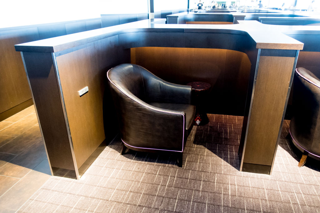 Semi-Private Seating