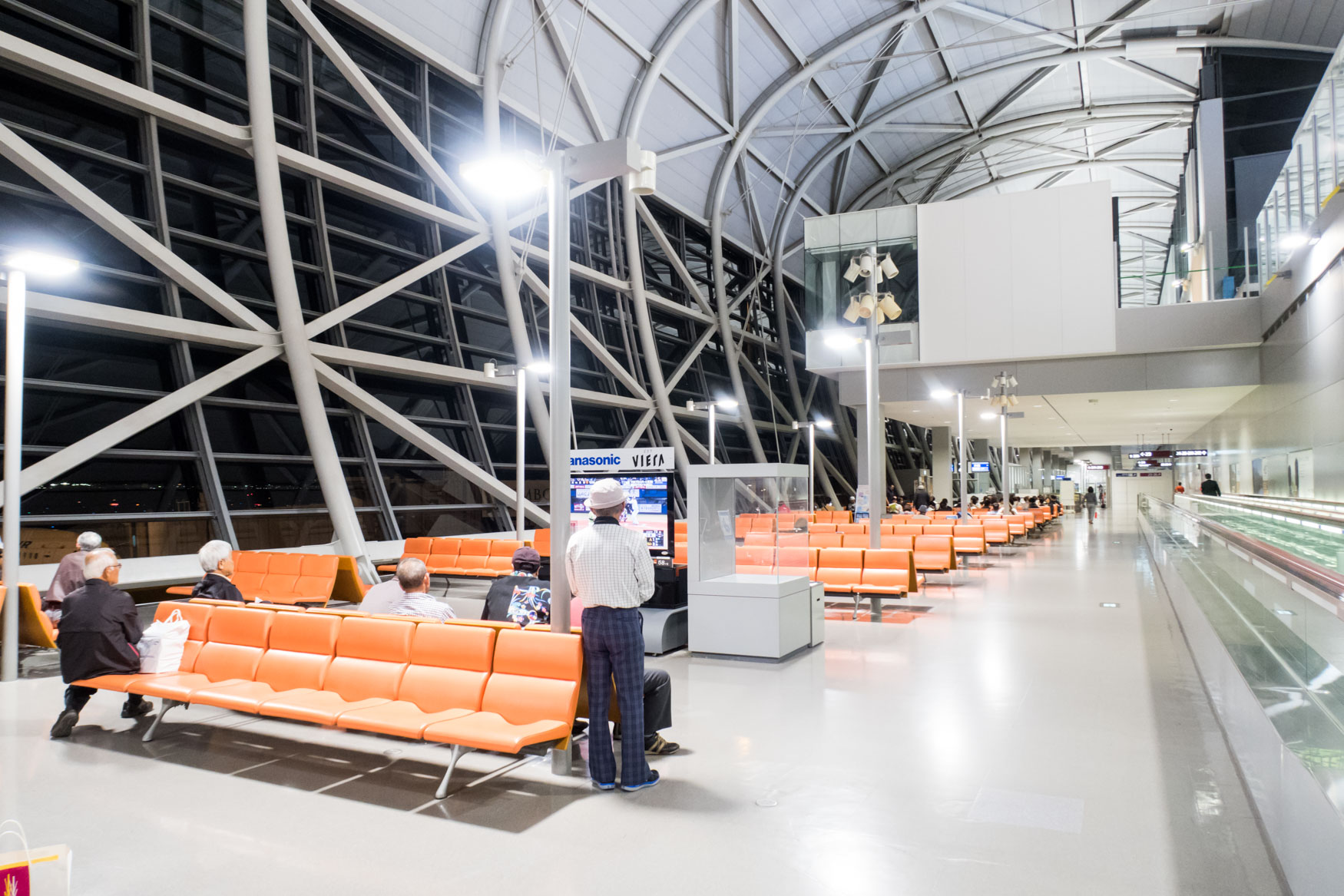 Kansai Airport Domestic Area
