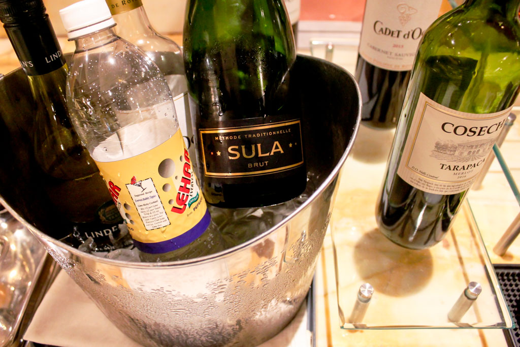 """Sula"" Indian sparkling wine"