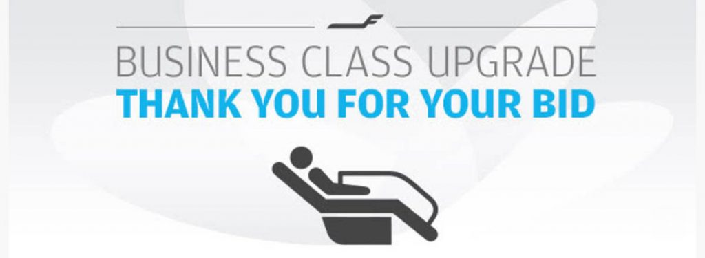 How to Bid for a Business Class Upgrade with Finnair