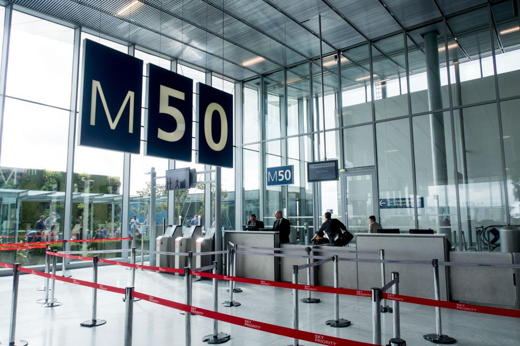 Gate M50