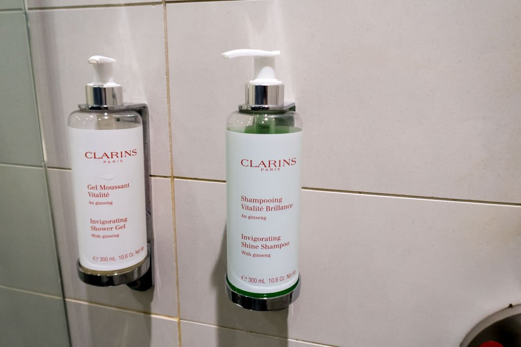 Clarins Amenities