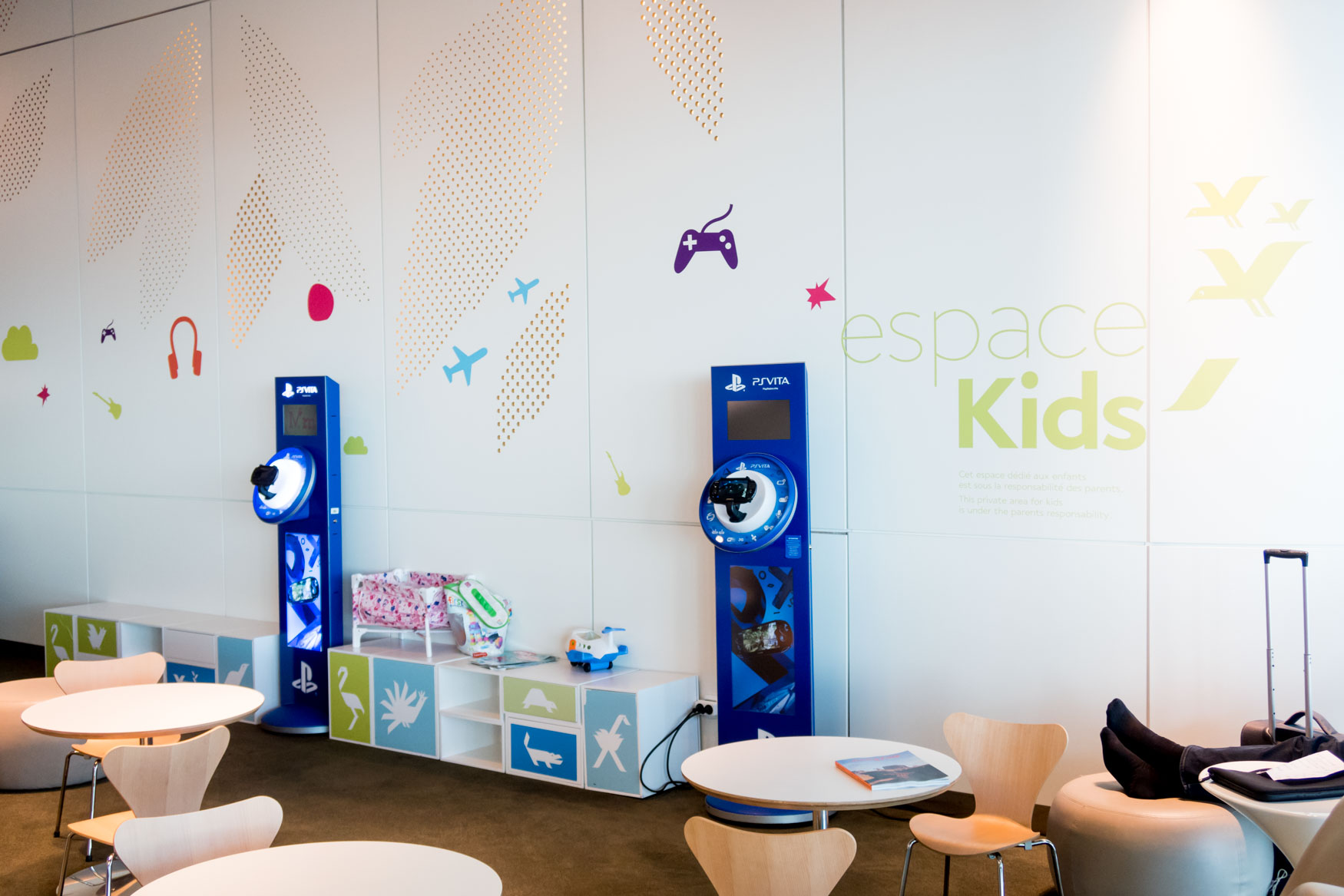 Air France espace Kids