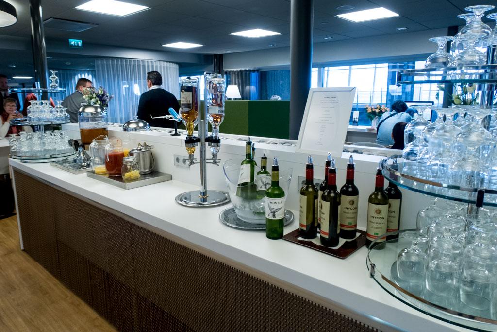 Aspire Lounge Helsinki Alcohol
