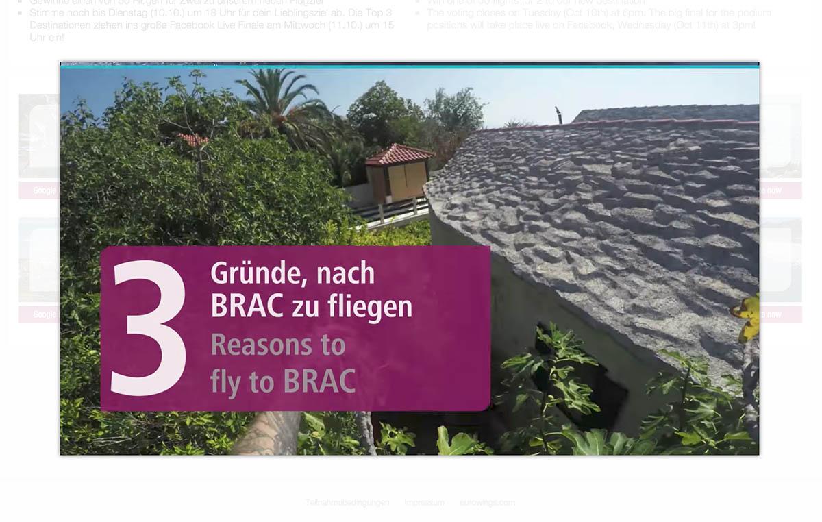 Brac Promo Video