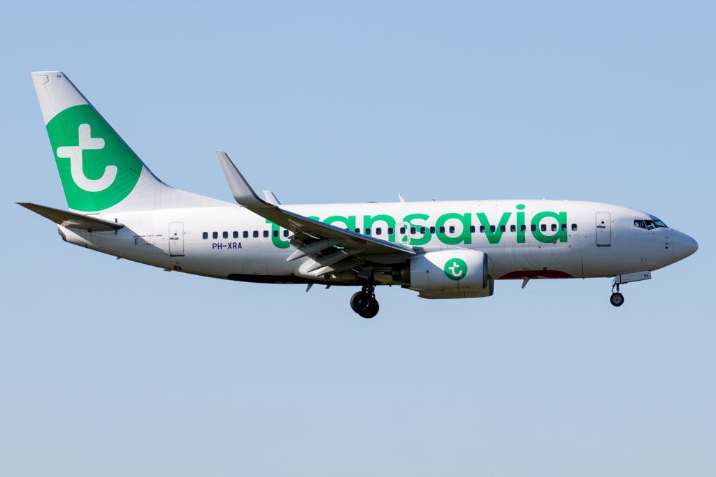Transavia 737-700