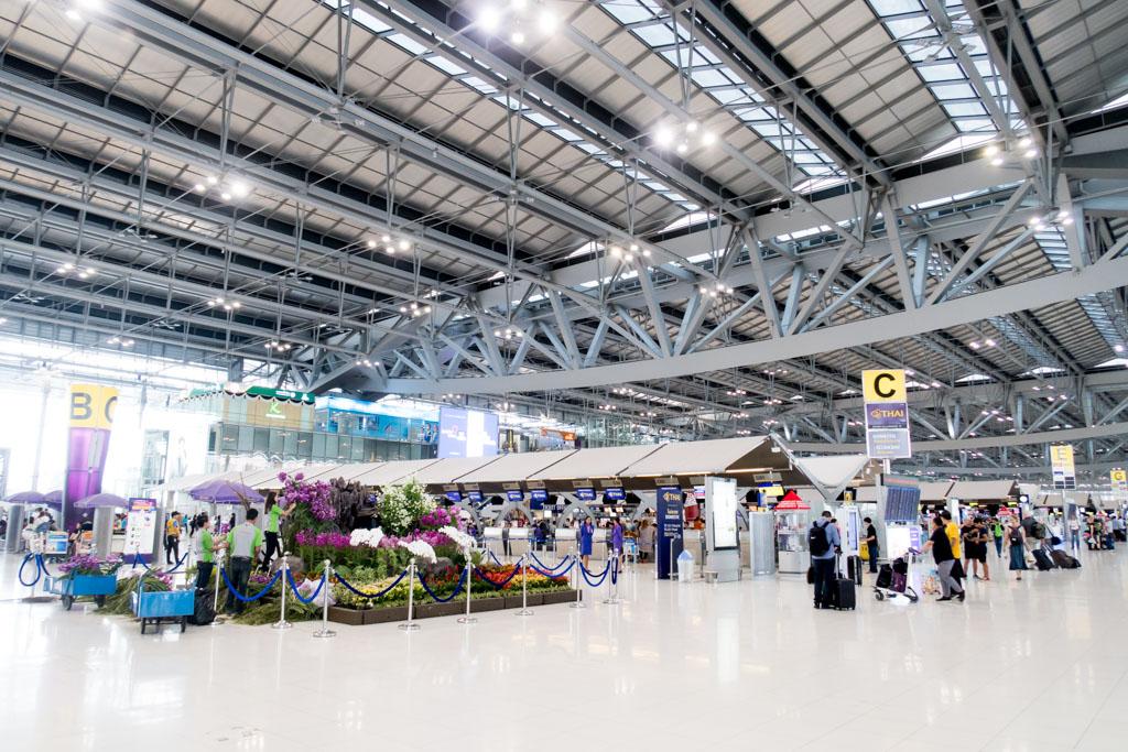 Suvarnabhumi Terminal