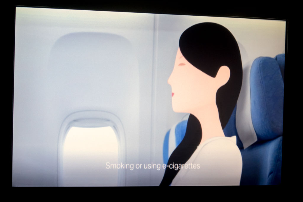 Cathay Pacific Safety Video