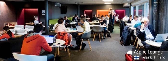Lounge Review: Aspire Lounge at Helsinki Vantaa