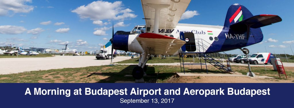 Spotting Report: A Morning at Budapest Airport and the Neighboring Aeropark Budapest