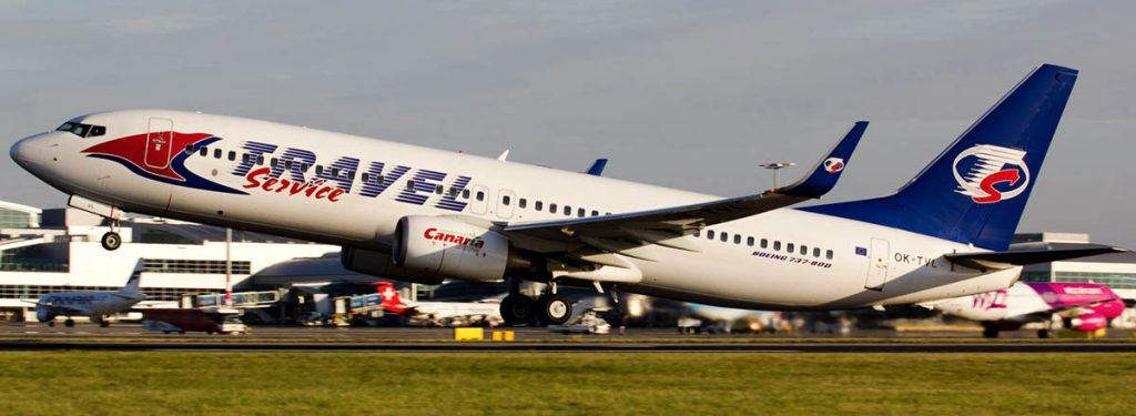 Travel Service to Acquire Korean Air's and Czech Government's Stakes in Czech Airlines