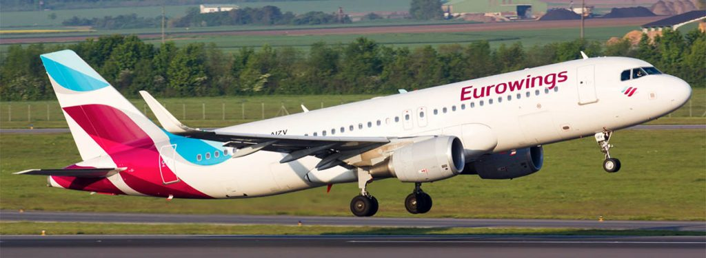 """Eurowings Lets the Public Pick Its Next Destination in """"You Vote. We Fly."""" Campaign"""