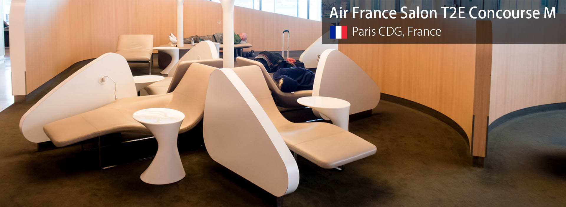 Lounge Review: Air France Salon Terminal 2E Concourse M at Paris Charles de Gaulle