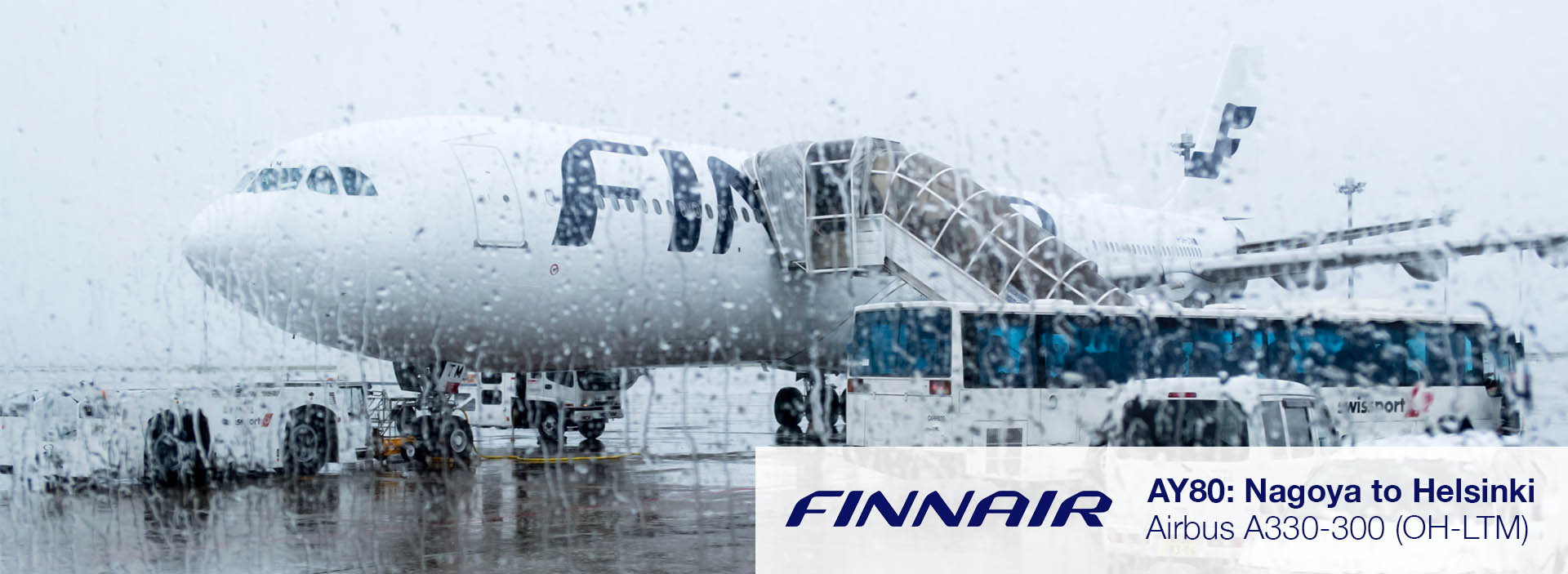 Flight Review: Finnair A330-300 Economy Class from Nagoya Centrair to Helsinki
