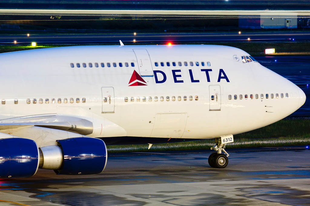 The End of the 747 Era in the United States: Delta Air Lines and United Airlines 747s Nearing Retirement