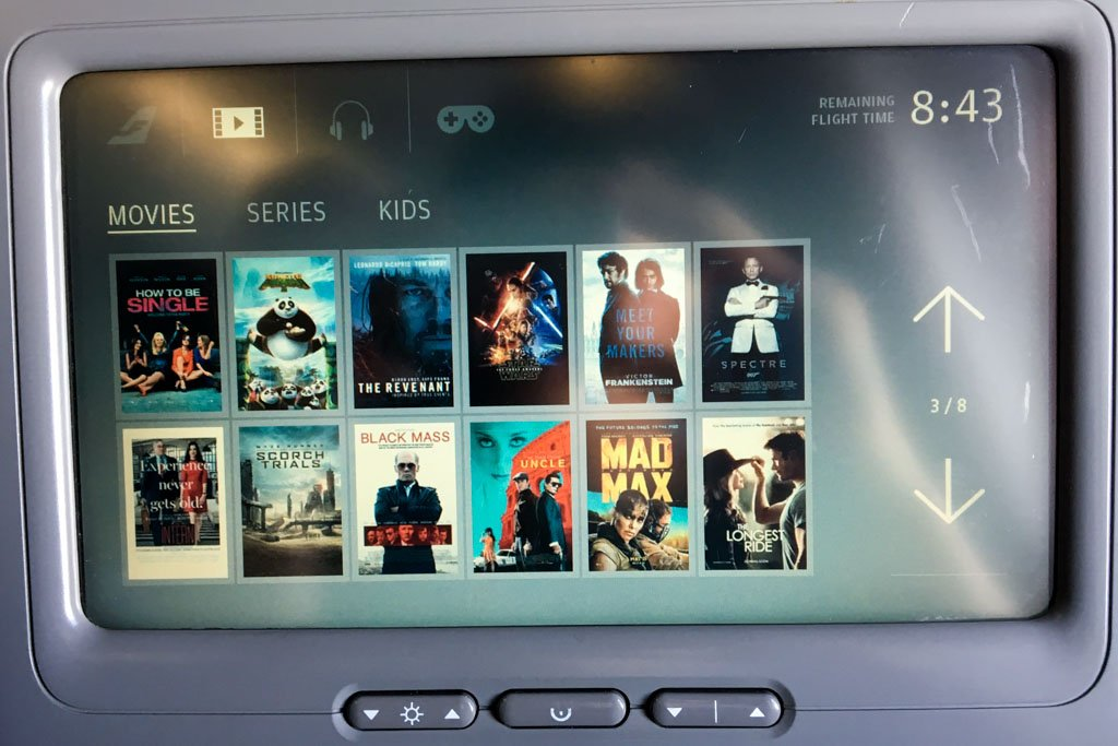 Finnair Movies