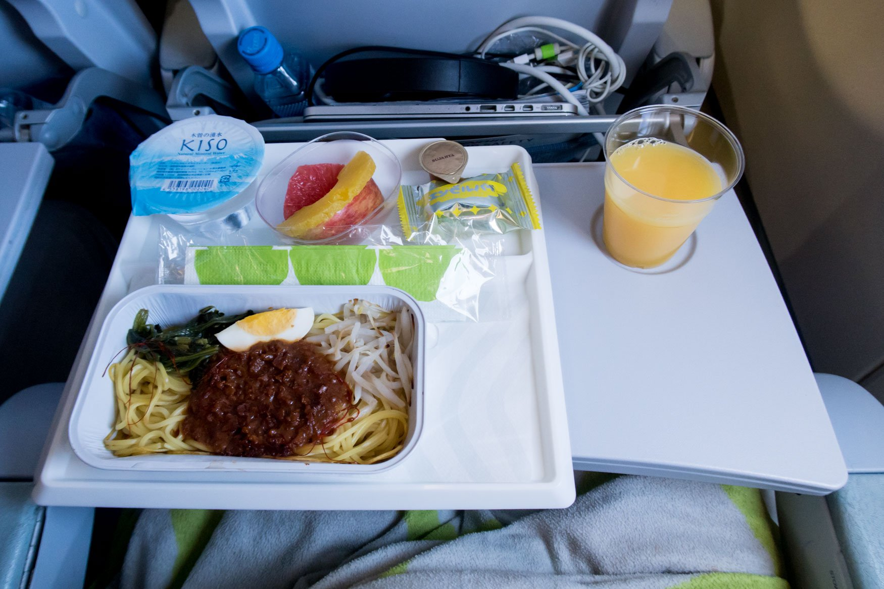 Finnair Second Lunch