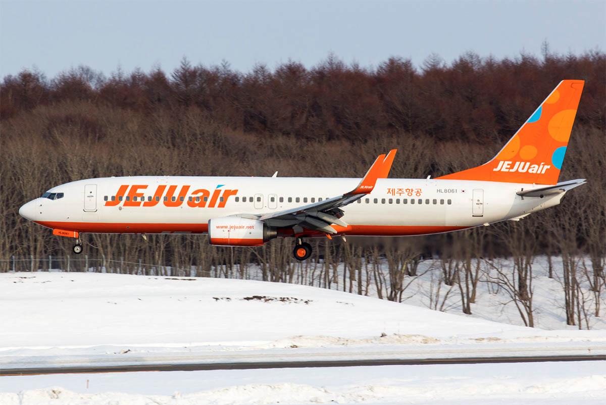 Jeju Air 737